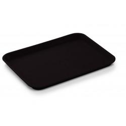 WAS GN Tablett GN Tray 92 1/2 braun Polypropylen
