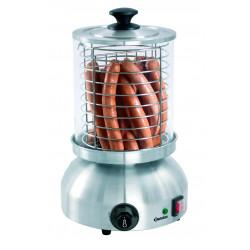 Bartscher Hot Dog Gerät Höhe 240 mm / Würstchenwärmer