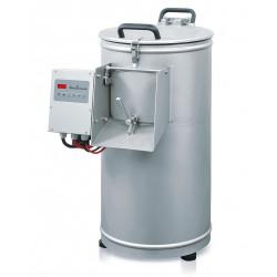 AlexanderSolia Knollenwasch- & Schälmaschine (Kartoffelschälmaschine) AW K 15.3