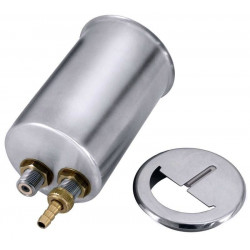 Contacto Messerabstreichbehälter, mit Wasseranschluss