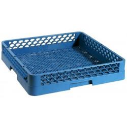 Contacto Geschirrspülkorb, KLEINTEILE, blau