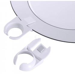 Contacto Teller-Clip / Glashalter