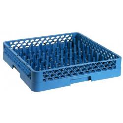 Contacto Geschirrspülkorb, TELLER, blau