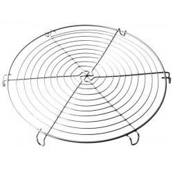Contacto Kuchenablühlrost, rund, 28 cm