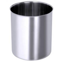 Contacto Wasserbadkasserolle, zylindrisch, 6 l