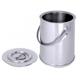 Contacto Transportbehälter, isoliert, doppelwandig, 5 l