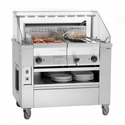 Bartscher Kochstation KST2200 Plus