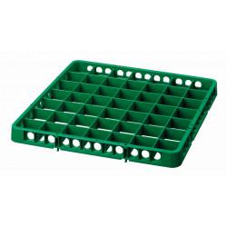 Bartscher Spülkorbteiler 49, 500x500x45, grün