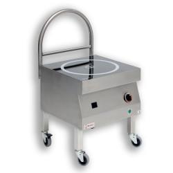 Berner Hockerkocher Induktion Kompakt fahrbar