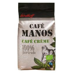 Westhoff Café Manos BIO Kaffeebohnen 8 x 1 kg im Paket