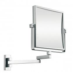 Aliseo Reflection Kosmetikspiegel Cosmo Cubik Doppelschwenkarm