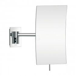 Aliseo Reflection Kosmetikspiegel Cosmo Minimalist rechteckig Schwenkarm