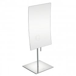 Aliseo Reflection Kosmetikspiegel Cosmo Minimalist rechteckig Standmodell