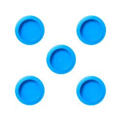 PacoJet Kunststoff Pacossier®-Becherdeckel 5 Stück
