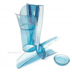 Wessamat Eisschaufel Typ XL mit Schutzhalter