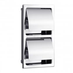 Aliseo Hotel COMPLEMENTARY Einbau-Doppelpapierrollenhalter