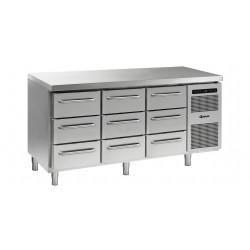 GRAM Kühltisch GASTRO K 1807 CSG A 3D/3D/3D L2