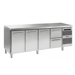 GRAM Kühltisch GASTRO K 2207 CSG A DL/DL/DL/2D L2