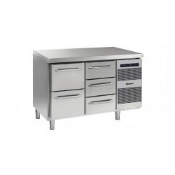 GRAM Kühltisch GASTRO K 1407 CSG A 2D/3D L2