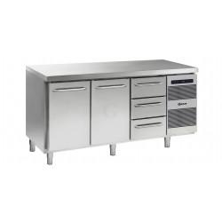 GRAM Kühltisch GASTRO K 1807 CSG A DL/DL/3D L2