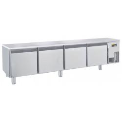 NordCap Kühltisch GKTM 4-460-4T