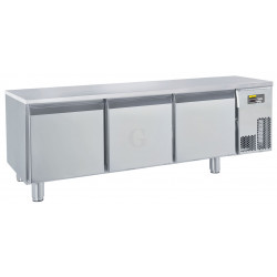 NordCap Kühltisch GKTM 3-460-3T