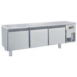NordCap Tiefkühltisch GTTM 3-460-3T