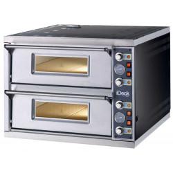 Moretti Forni Elektro-Pizzaofen iDeck PD 105.105