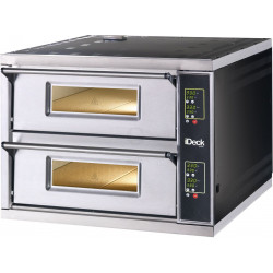 Moretti Forni Elektro-Pizzaofen iDeck D 105.65 DIGITAL