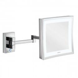 Aliseo Reflection Kosmetikspiegel Led Cubik T3 Doppelschwenkarm