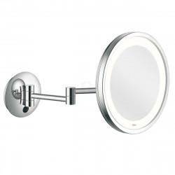 Aliseo Reflection Kosmetikspiegel Led City Light Doppelschwenkarm