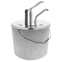 Neumärker Dispenser für 5-Liter-Eimer inkl. Eimer