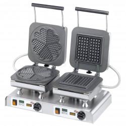 Neumärker Backsystem II 400 V, für auswechselbare Backplatten