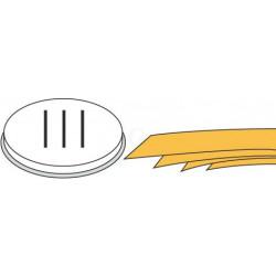 Neumärker Pasta-Scheibe Ø 57 mm Pappardelle für MPF 2,5 und MPF 4