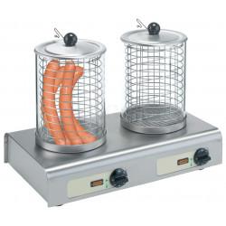 Neumärker Hot-Dog Doppelgerät