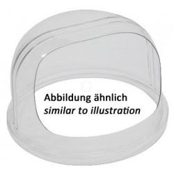Neumärker Acrylglashaube für Econo Floss & Whirlwind