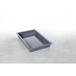 Rational Granitemaillierter Behälter 1/1 GN 100 mm