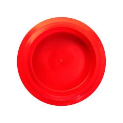 PacoJet Kunststoff Pacossier®-Becherdeckel 1 Stück-rot