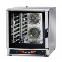 SARO Heißluft-Kombinationsofen mit Beschwadung Modell DIG 7