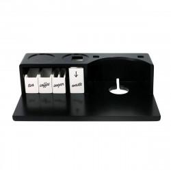 Aliseo Hotel THE ORGANIZER Mini-Sideboard Tablettsystem