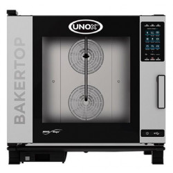 Unox Backofen BakerTop MIND.Maps ONE 6 600x400 Elektro