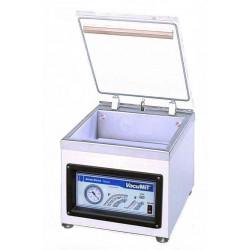 VacuMIT Vakuumierer Verpackungsmaschine EST 40 T LC–Steuerung