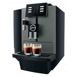 JURA X6 Dark Inox Kaffeevollautomat