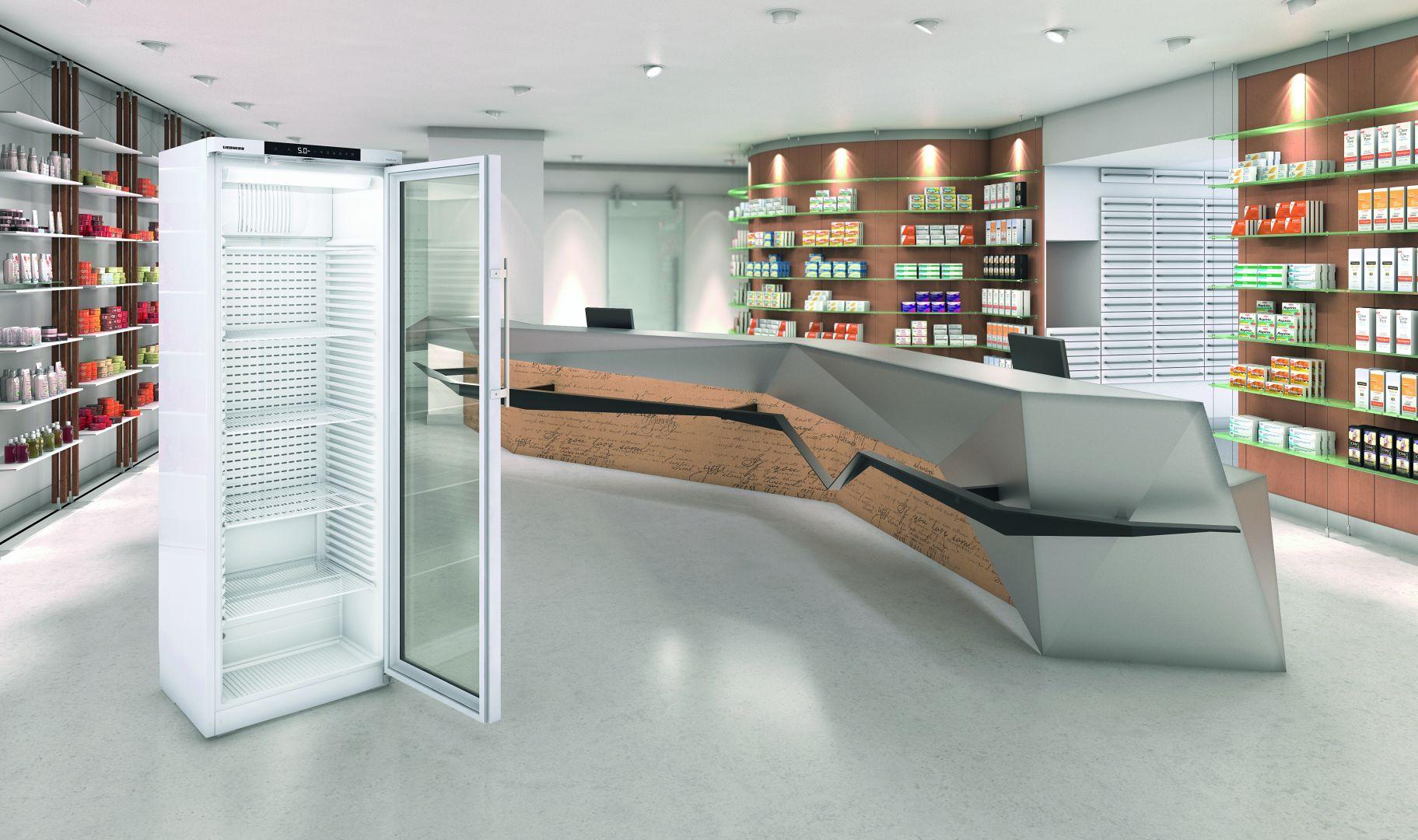 Liebherr Medizinkühlschrank MKv 3913 Im Einsatz