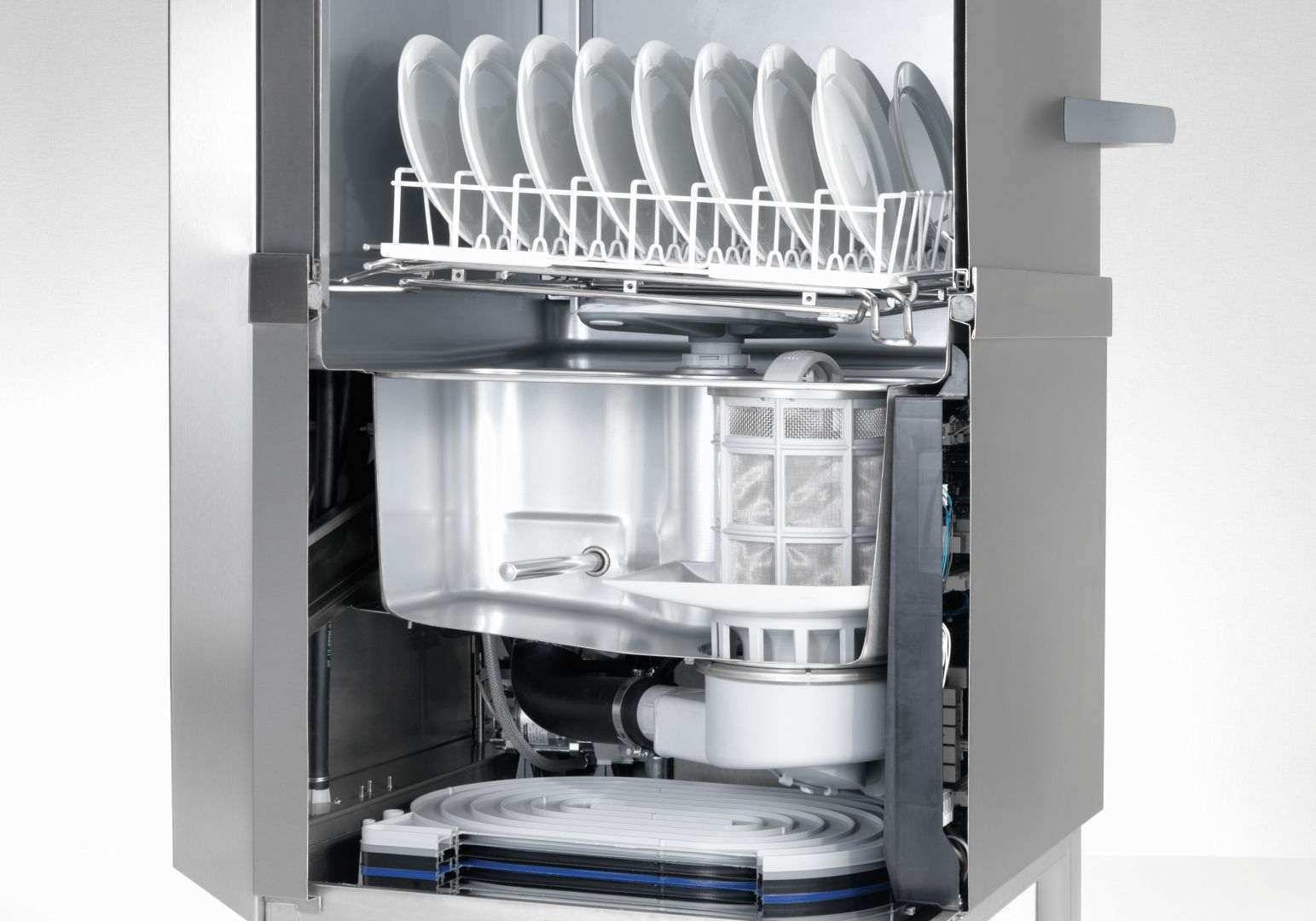 Winterhalter durchschubspülmaschine pt xl energyplus gastrodax