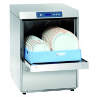 Bartscher Geschirrspülmaschine Deltamat TF 7500eco LPW mit Laugenpumpe und Wasserenthärter