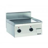Bartscher Elektro-Griddleplatte 600 B600 glatt HV-20