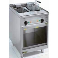 EKU Thermik 750 Elektro Fritteuse FRE-60-200-20