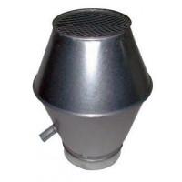 Gastro-Steel Lüftungstechnik Defelektorhaube