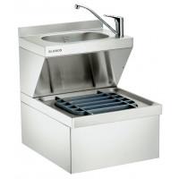 BLANCO Handwasch- und Ausgussbeckenkombination HAU-PW 5x6